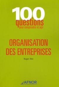 Roger Aïm - Organisation des entreprises.