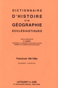 Roger Aubert - Dictionnaire d'histoire et de géographie ecclésiastiques - Fascicule 168-169a, Kiberry-Knowles.