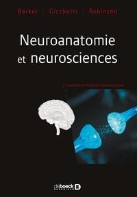 Neuroanatomie et neurosciences - Roger Barker pdf epub