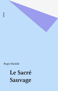 Roger Bastide - .