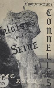 Roger Bellot et Francis Bocianowski - Falaises de la Seine - Groupe 2, Vatteville, Amfreville, Les Monts.
