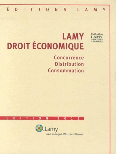 Roger Bout et Marc Bruschi - Lamy droit économique - 2 volumes. 2 Cédérom