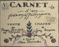 Roger Boutet de Monvel et Guy Arnoux - Carnet d'un permissionnaire.