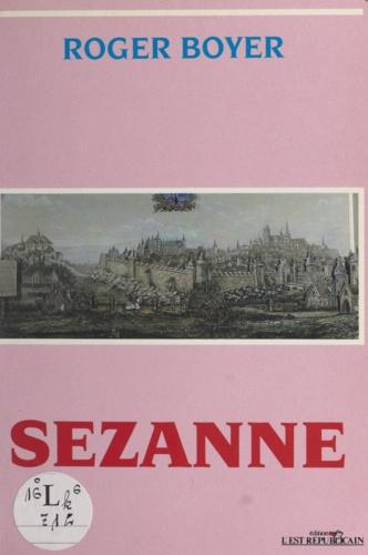 Roger Boyer et Jacques Furlan - Sézanne.