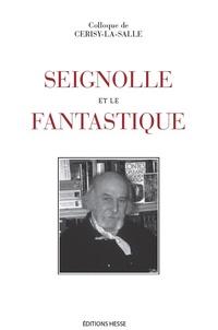 Roger Bozzetto et Jean Marigny - Seignolle et le fantastique - Colloque de Cerisy-la-salle.