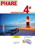 Roger Brault et Marie-Claire Cipolin - Mathématiques 4e - Livre élève.