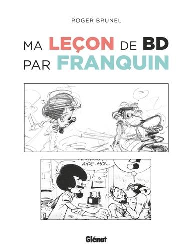 Ma leçon de BD par Franquin - 9782331044700 - 6,99 €