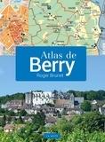 Roger Brunet - Atlas de Berry.