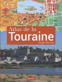Roger Brunet - Atlas de la Touraine.