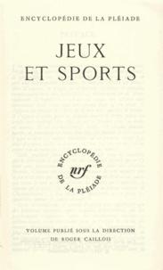 Roger Caillois - Jeux et sports.