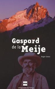 Roger Canac - Gaspard de la Meije.
