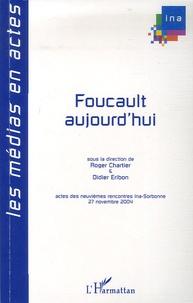 Foucault aujourd'hui- IXe Rencontres Ina-Sorbonne, 27 novembre 2004 - Roger Chartier   Showmesound.org