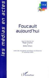 Roger Chartier et Didier Eribon - Foucault aujourd'hui - IXe Rencontres Ina-Sorbonne, 27 novembre 2004.