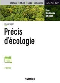 Roger Dajoz - Precis d'écologie.