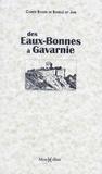 Roger de Bouillé - Des Eaux-Bonnes à Gavarnie.