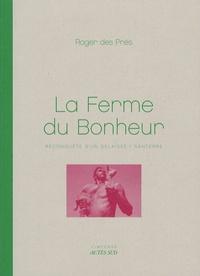 Roger Des Prés - La Ferme du Bonheur - Reconquête d'un délaissé / Nanterre.