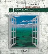 Roger Doucet - Génétique végétale et plantes transgéniques - Supplément 1.