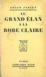 Roger Ferlet - Le grand élan à la robe claire.