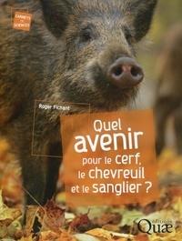 Histoiresdenlire.be Quel avenir pour le cerf, le chevreuil et le sanglier ? Image
