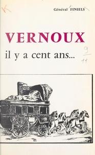 Roger Finiels - Vernoux - Il y a cent ans....