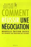 Roger Fisher et William Ury - Comment réussir une négociation.