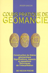 PRATIQUE DE LA GEOMANCIE. Construction du thème géomantique, Significations, aspects et passations, Technique de linterprétation.pdf