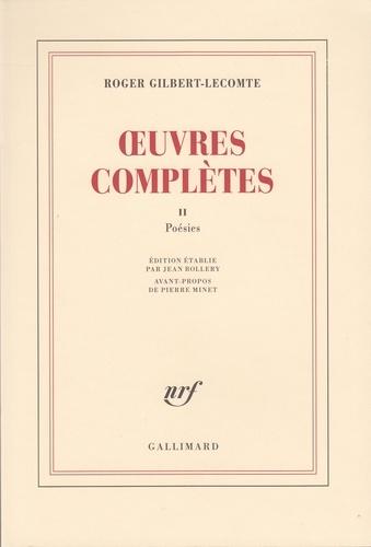Roger Gilbert-Lecomte - .