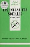 Roger Girod - Les inégalités sociales.
