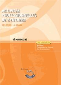 Activités professionnelles de synthèse APS du BTS CGO 2 - Enoncé.pdf
