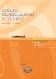 Roger Granier - Activités professionnelles de synthèse APS du BTS CGO 2 - Corrigé.