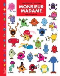 Téléchargement gratuit de livres informatiques en pdf Cherche et trouve Monsieur Madame DJVU FB2 PDB par Roger Hargreaves (French Edition)