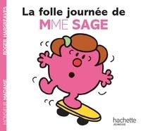 Roger Hargreaves - La folle journée de Madame Sage.