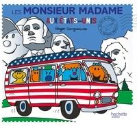 Roger Hargreaves et Adam Hargreaves - Les Monsieur Madame aux Etats-Unis.