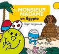 Roger Hargreaves et Adam Hargreaves - Les Monsieur Madame en Egypte.