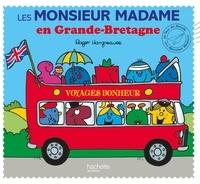 Roger Hargreaves - Les Monsieur Madame en Grande-Bretagne.