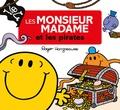 Roger Hargreaves et Adam Hargreaves - Les Monsieur Madame et les pirates.
