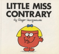 Roger Hargreaves - Little Miss Contrary.