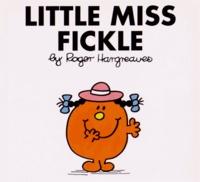 Roger Hargreaves - Little Miss Fickle.