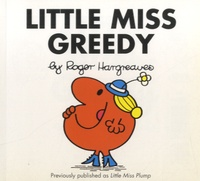 Roger Hargreaves - Little Miss Greedy.