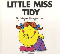 Roger Hargreaves - Little Miss Tidy.