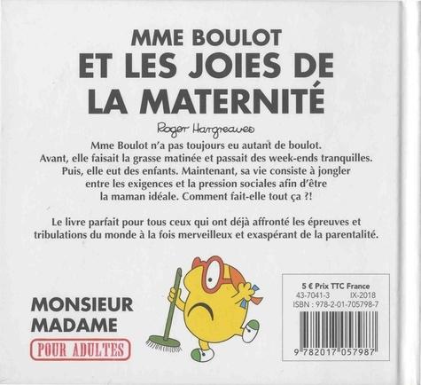 Madame Boulot et les joies de maternité