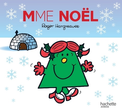 Roger Hargreaves - Madame Noël.