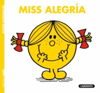 Roger Hargreaves - Miss Alegria.