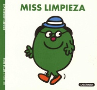 Roger Hargreaves - Miss Limpieza.