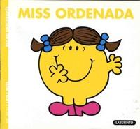 Roger Hargreaves - Miss Ordenada.