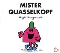 Roger Hargreaves - Mister Quasselkopf.