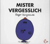 Roger Hargreaves - Mister Vergesslich.
