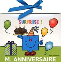 Deedr.fr Monsieur Anniversaire - Surprise! Image