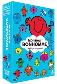 Ebook ita téléchargement gratuit Monsieur Bonhomme - Coffret 3 DVD 3309450045157 par Roger Hargreaves  (French Edition)