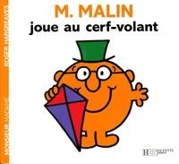 Roger Hargreaves - Monsieur Malin joue au cerf-volant.